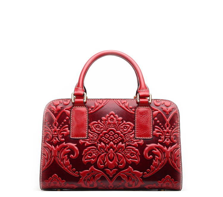 2016 High End Chinese Style Leather Tote Bags Designer