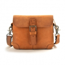 Famous designer mens small size leather messenger bags