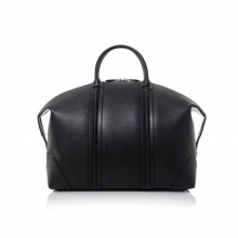 Big brand fashion design high end genuine leather travel bag at low price